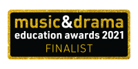 Team Tutti Music & Drama Education Awards 2021 Finalist Logo